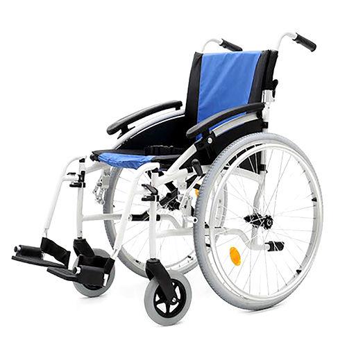 WOLLEX - WG-M314 Aluminyum Manuel Tekerlekli Sandalye