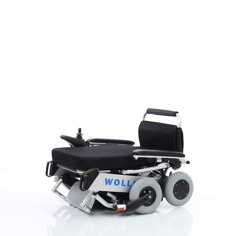 W807 (Lityum Batarya) Akülü Tekerlekli Sandalye